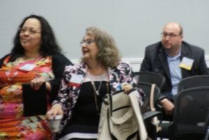 Dana Wilson, Chrissy Demarco, Jeremy Grunin