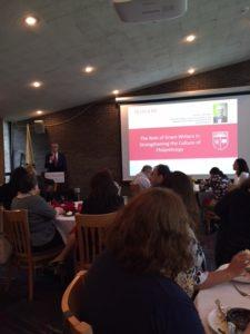 Nevin Kessler, Luncheon Keynote