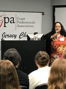 Dana Wilson, GPA-NJ President